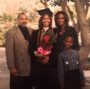my graduation 1997